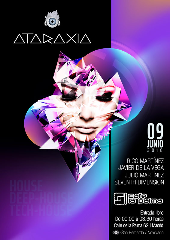 Ataraxia Club - June 2018