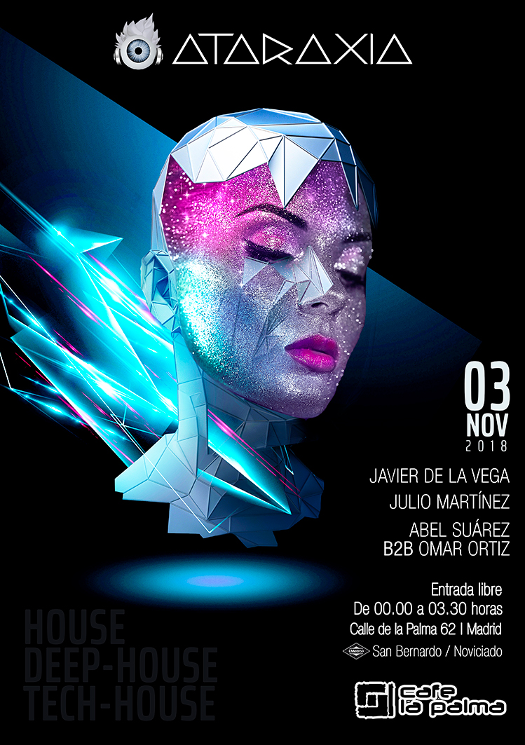 Ataraxia Club - Noviembre 2018 - November 2018 | @ataraxia_club